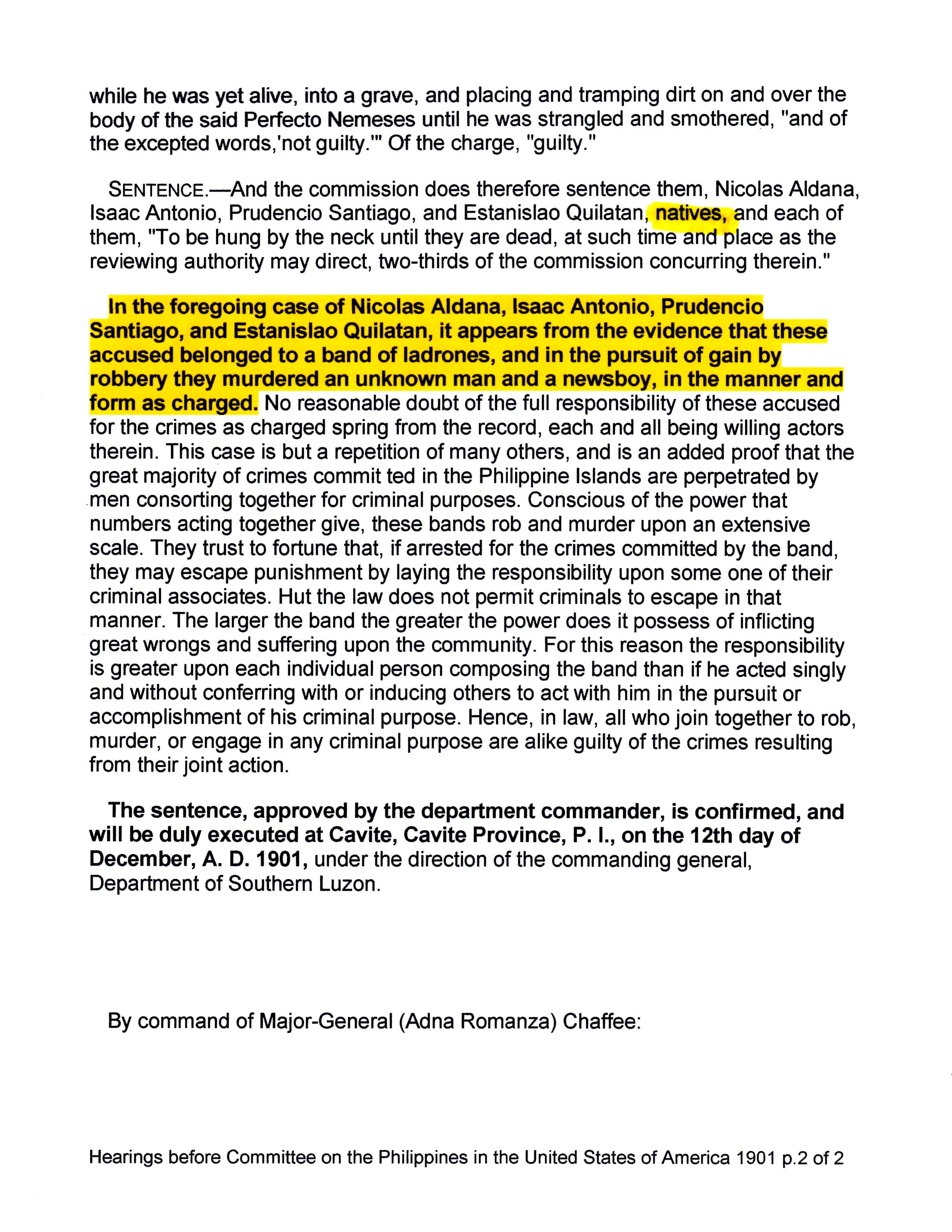 Blog - Nicolas Aldana - Hearing 1901 p.2