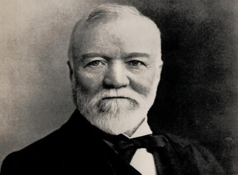"""""""I would gladly pay twenty million today to restore our republic to its first principles.""""-- - Andrew Carnegie, American Billionaire & Steel Magnate, explaining why he would buy the Philippines from the United States in order to give the islands their independence."""