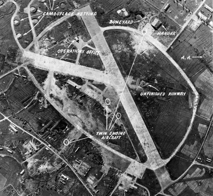 Nielsen Field 1942